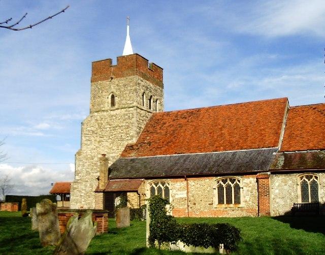 St Mary & All Saints, Great Stambridge