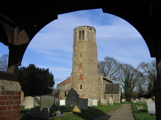 St Mary's Church, Surlingham