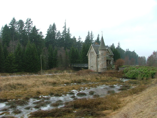 Gatehouse to Ardverikie House