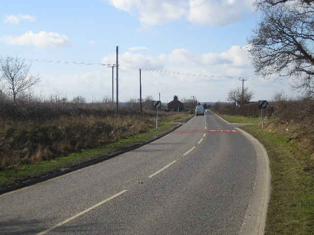 Long Leys Road