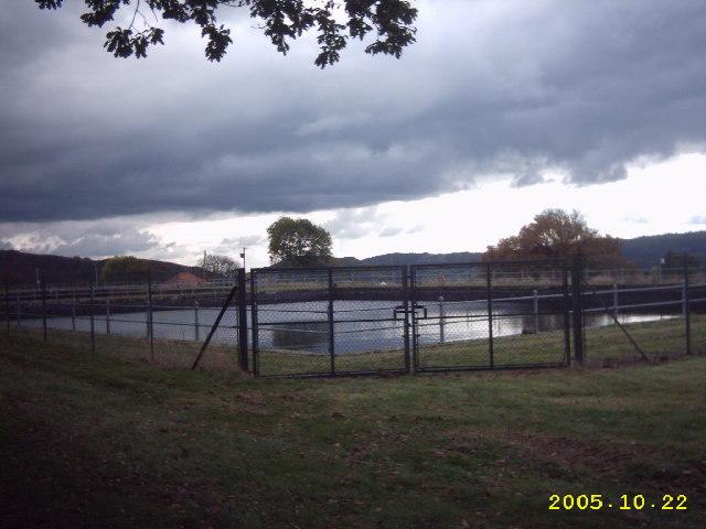 Parc Uchaf Reservoir