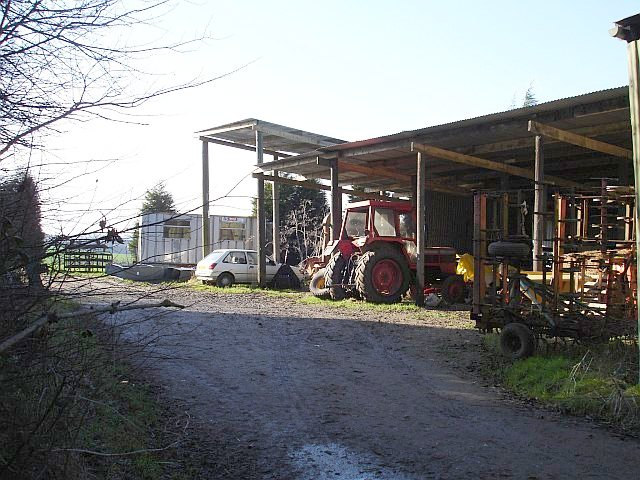 Agricultural Equipment, Lower Hartlip