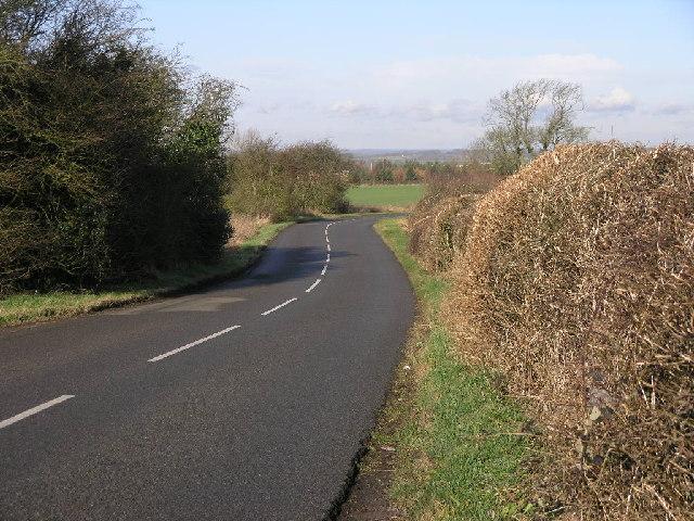 Lane to Newton Field