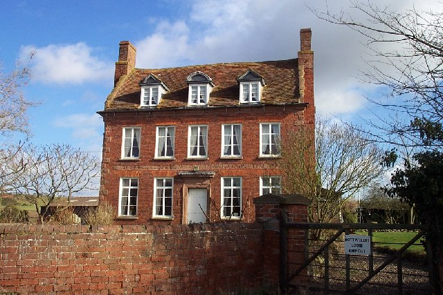 House at Upper Aston