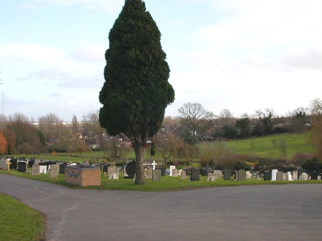 Rugby - Whinfield Cemetery