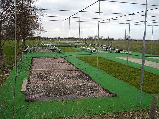 Cricket nets, Upchurch