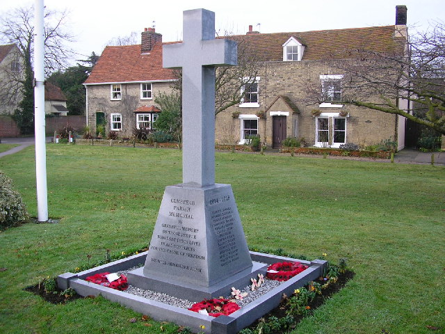 Elmstead Parish Memorial