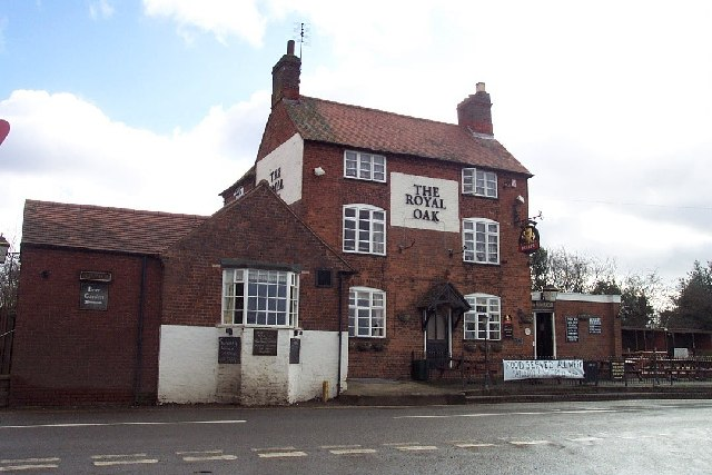 The Royal Oak, Halfpenny Green
