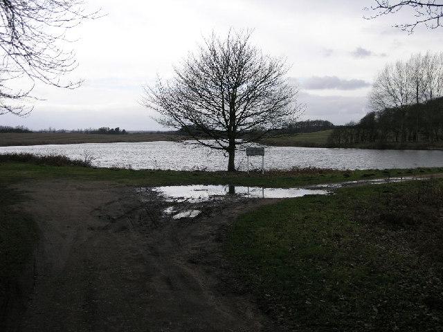 Welbeck Lake