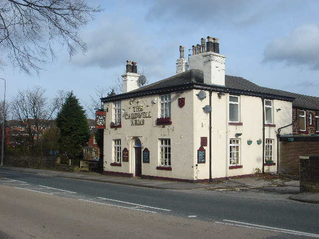 Cardwell Arms, Heath Charnock