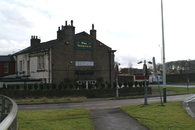 The Woolpack at Bent Gate