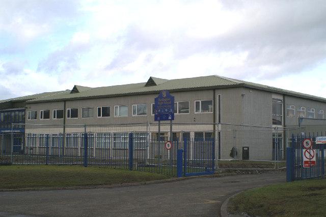 Haslingden High School, Helmshore