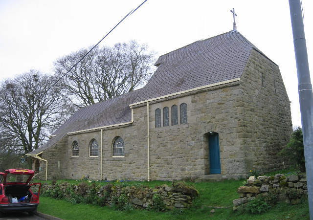 St Christopher's Church, Gunnerton