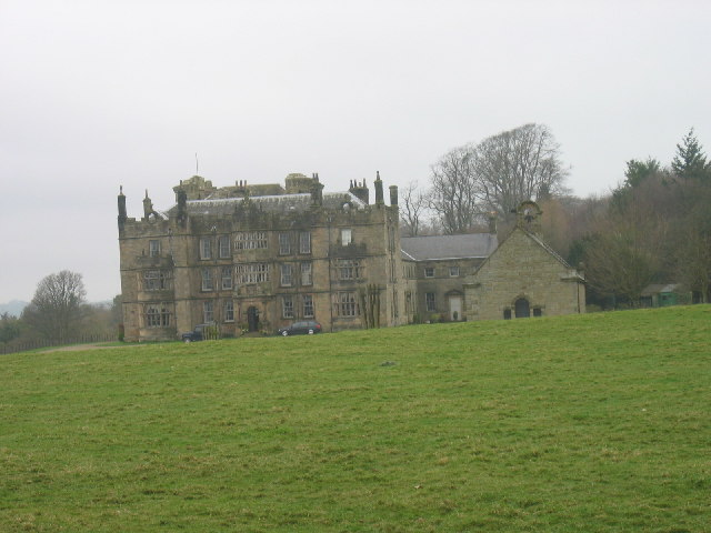 Chipchase Castle, North Tyne Valley