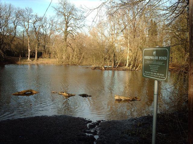 Sheepwash Pond