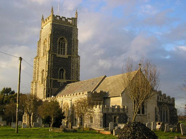 All Saints Church, Brightlingsea