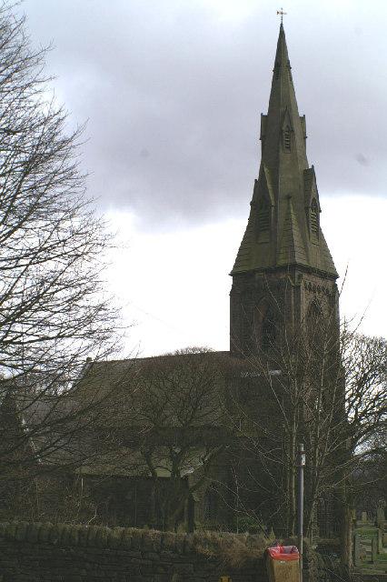 Emmanuel, Holcombe Parish Church