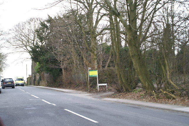 Nabbs Way off the B6215