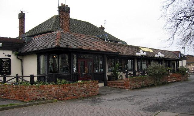 The Copper Beech Pub
