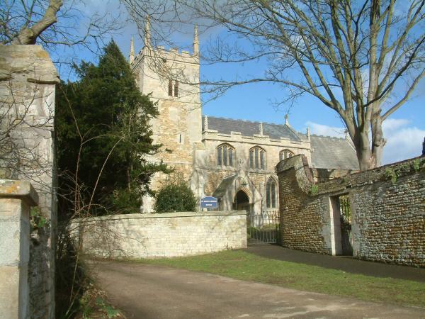 St Mary's Church, Syston