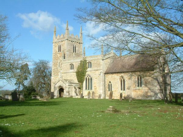 Honington Church