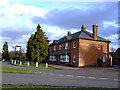 SP7327 : Verney Arms, Verney Junction by al partington