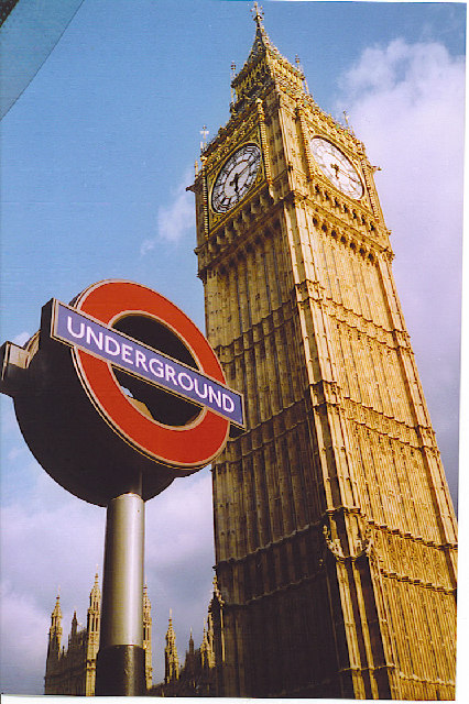"Underground Overground and ""Big Ben""."