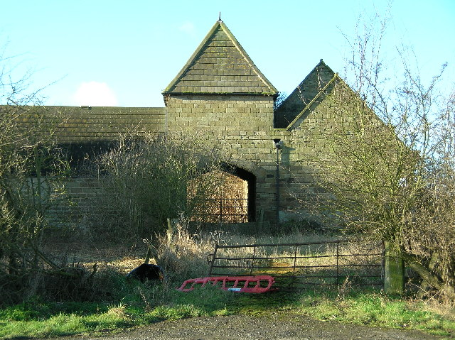 Farm on Badsworth Common