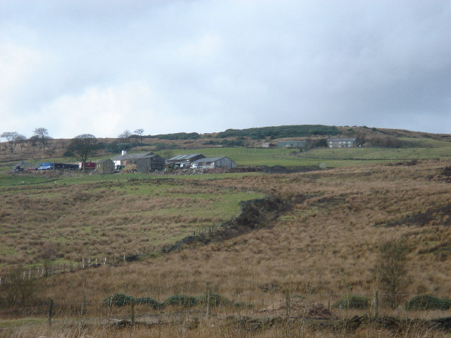 Haslams Farm and Lomax Wife's Farm