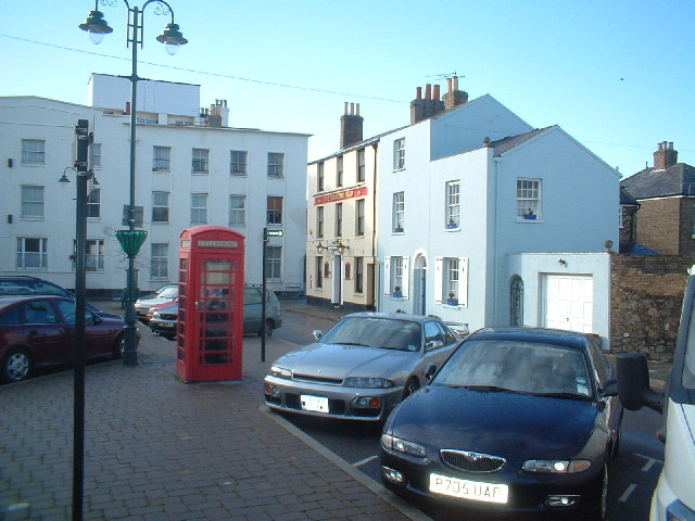 Alfred Square, Deal