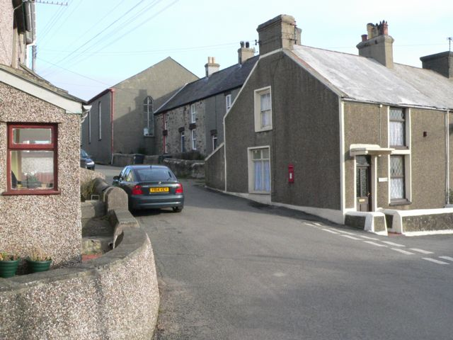 Terrace Houses in Pencarnisiog, Anglesey