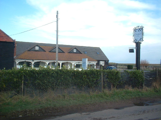 Chequers Restaurant, Deal