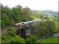 SD8168 : Train near Stainforth by John Armitstead