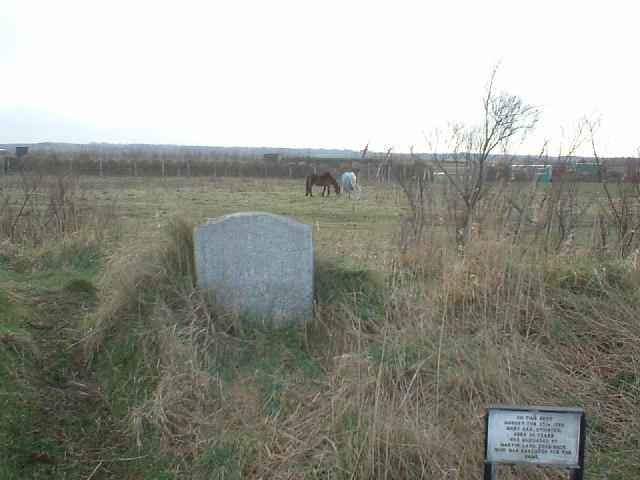 Mary Bax's Stone