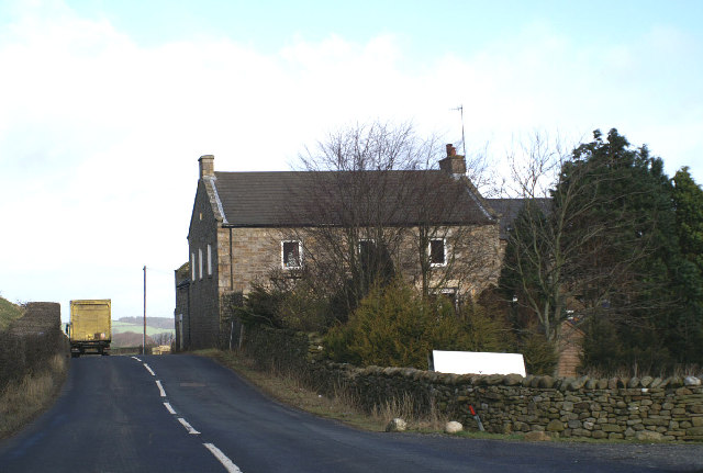 Quick on the Quernmore Road