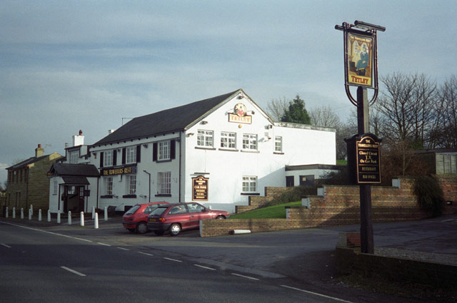 """The Travellers Rest"" public house"