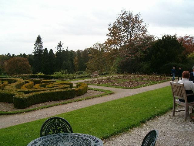 Nidd Hall Gardens