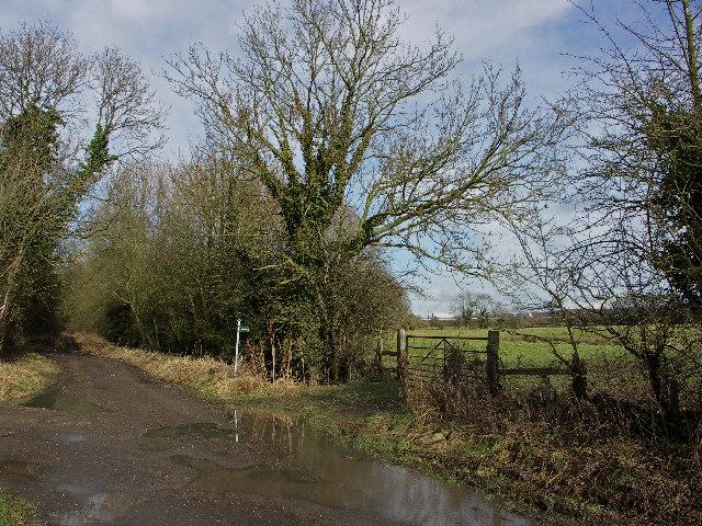 Nethercote Lane, Lewknor
