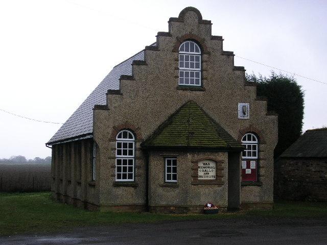 Frating Village Hall