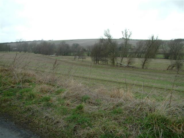 Kennet Valley, west of Manton
