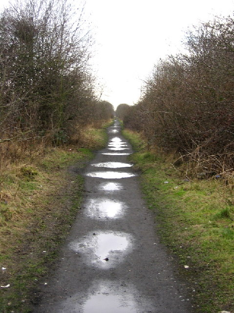 Footpath, ex Stockton and Darlington Railway