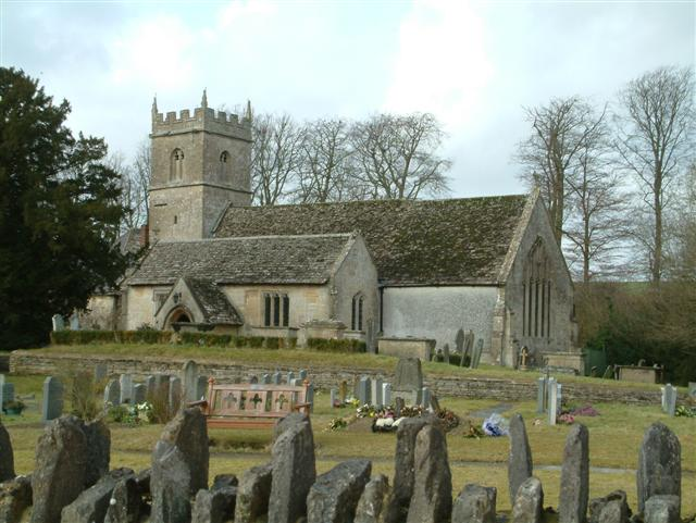 St. James' Church, Cherhill