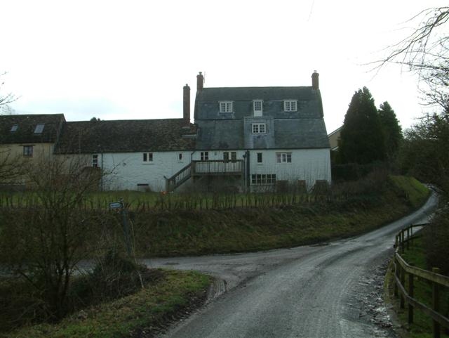 Upper Farm, Cherhill
