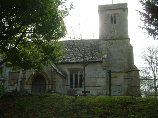 Church of St. Mary, Calstone