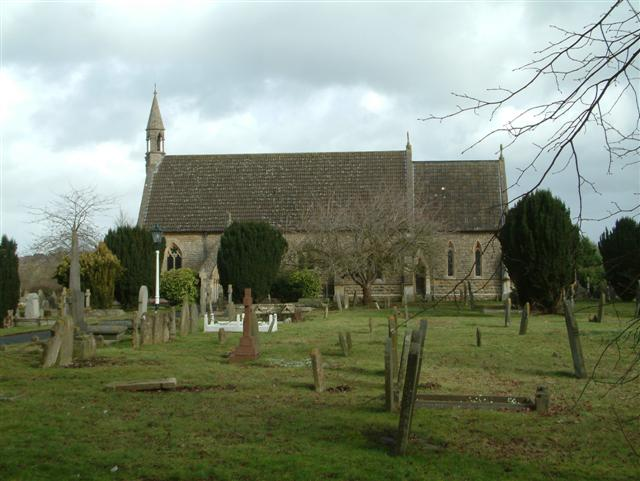 Holy Trinity Church, Quemerford