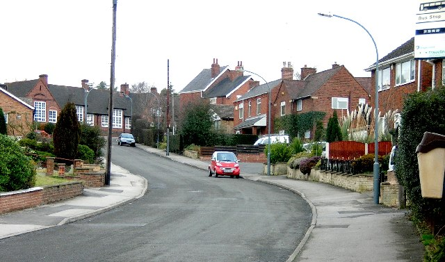 Stone Lane, New Whittington, Nr Chesterfield