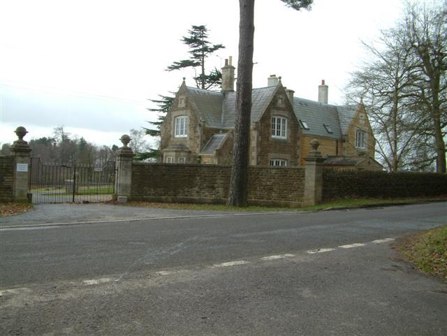 Spye Park Gatehouse