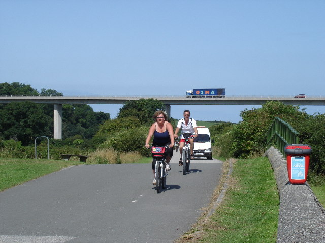 "Wadebridge to Padstow ""Cycle Track"""
