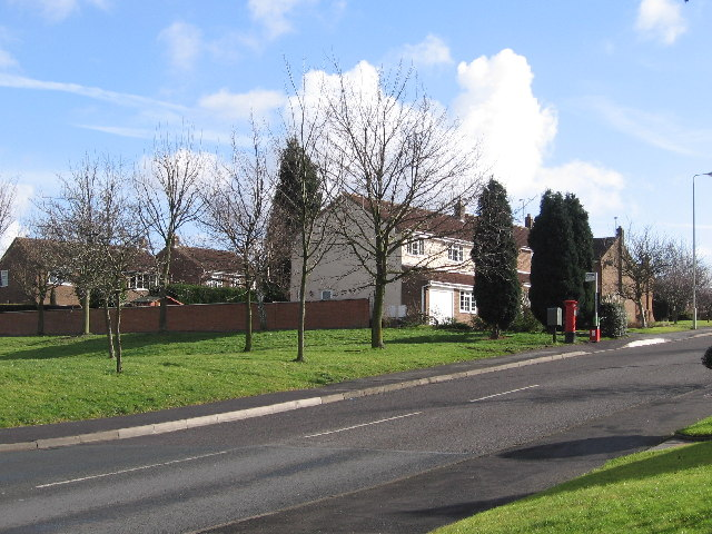 housing, Elm Tree Avenue