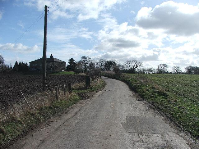 Whinmoor Lane.